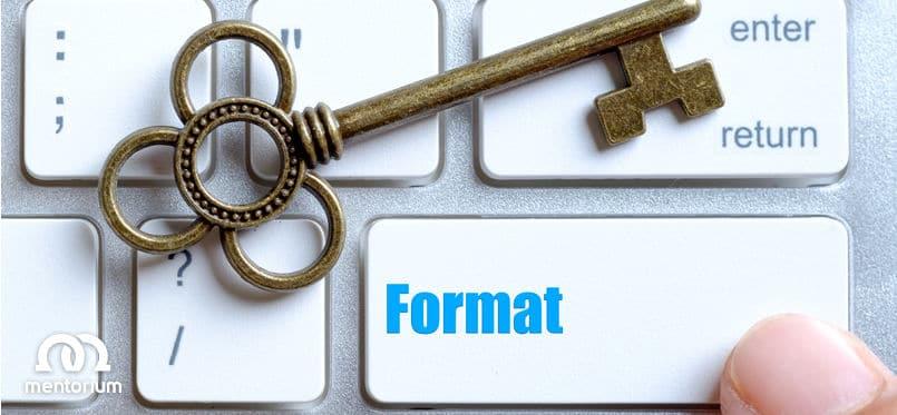 Tipps, Vorteile einer professionellen Formatierung & Layout für Hausarbeit, Bachelorarbeit, Masterarbeit und Dissertation!