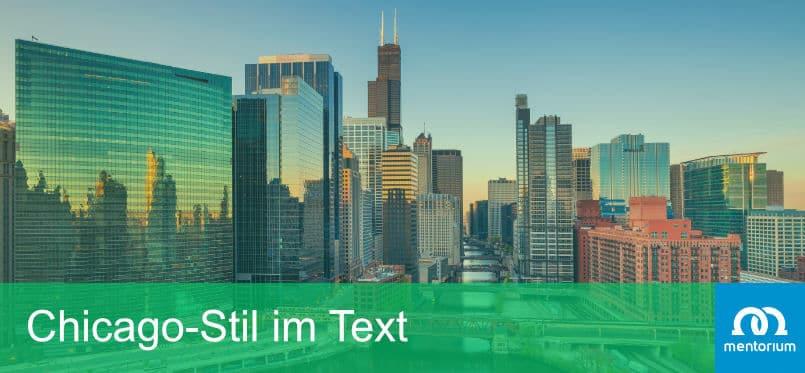 Chicago-Stil im Text
