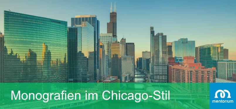 Monografien im Chicago-Stil