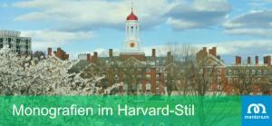 Monografien im Harvard-Stil