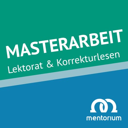 Hannover Lektorat Korrekturlesen Masterarbeit