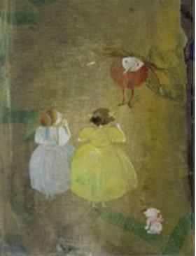 Inspiration zum Kinderbuch Schreiben: Illustration aus dem E.T.A.-Hoffmann-Archiv der Staatsbibliothek zu Berlin